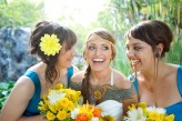 tropical themed wedding flutter glass photography32