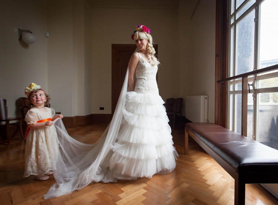 Sugar Skull Wedding Dress 36 Superb Jess and Martin Photographer
