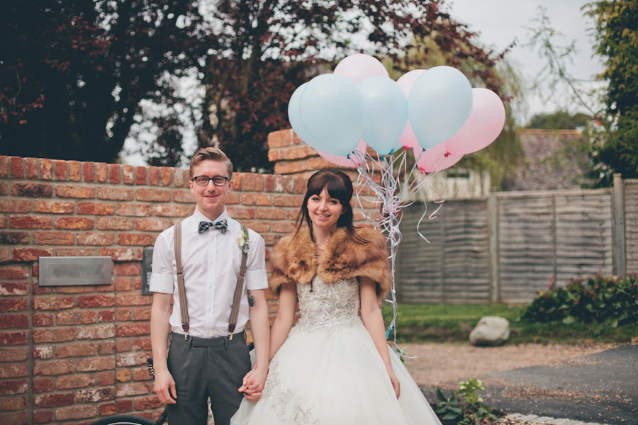 Pastel Colours For A 1950s Inspired Wedding Emily James Rock N