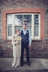 Quirky Cool Homegrown Wedding Robbins Photographic Lee Robbins London Sussex -12