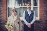 Quirky Cool Homegrown Wedding Robbins Photographic Lee Robbins London Sussex -13