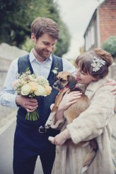 Quirky Cool Homegrown Wedding Robbins Photographic Lee Robbins London Sussex -9