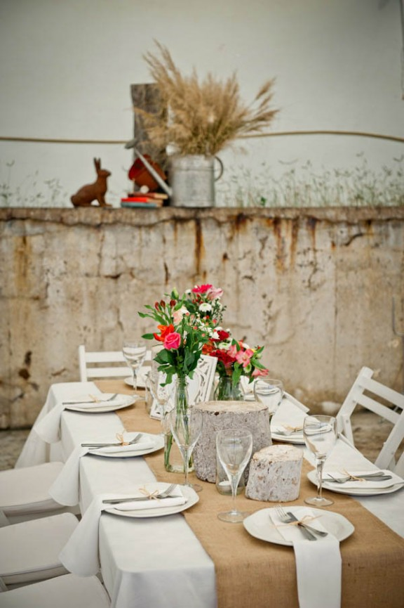 First Wedding Anniversary Gift Ideas South Africa : Laid Back Rustic Wedding in South Africa: Natalie & Mike ? Rock n ...