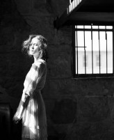 ghostly prison bridal shoot 33
