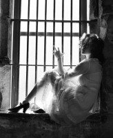 ghostly prison bridal shoot 34