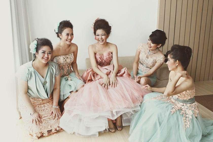 Wedding Dress  Jakarta : Jakarta ? rock n roll bride
