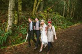 39 Rustic Forest Wedding in Orcas Island, Washington, USA – © Dallas Kolotylo Photography
