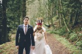 48 Rustic Forest Wedding in Orcas Island, Washington, USA – © Dallas Kolotylo Photography