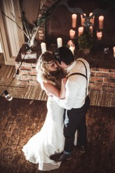 58 Rustic Forest Wedding in Orcas Island, Washington, USA – © Dallas Kolotylo Photography