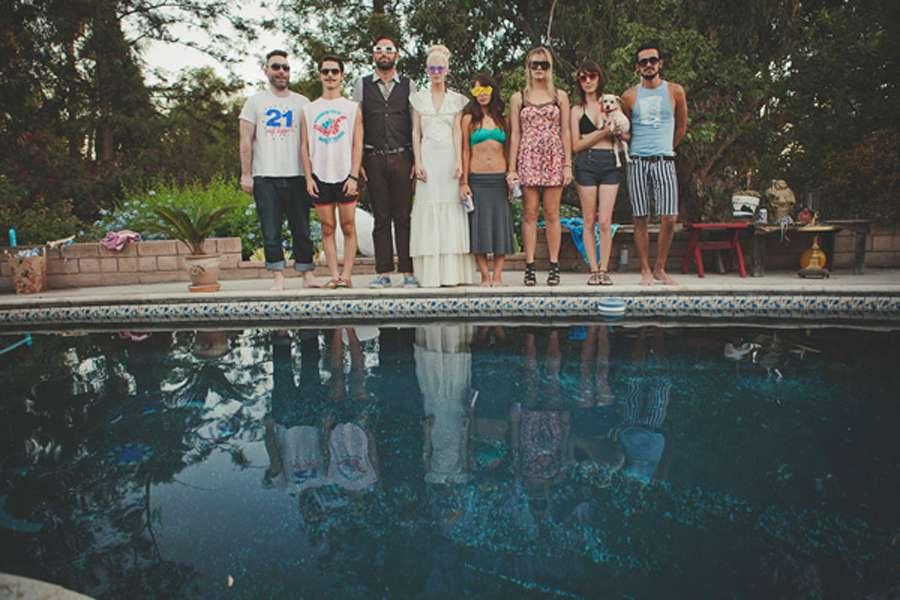 Deartomyartphotography Pool Party Surprise Wedding 0242