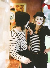 Mimes at the Circus Engagement Shoot by Brosnan Photographic (15)