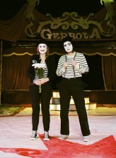 Mimes at the Circus Engagement Shoot by Brosnan Photographic (19)