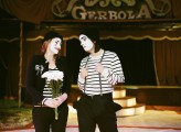 Mimes at the Circus Engagement Shoot by Brosnan Photographic (20)