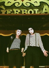Mimes at the Circus Engagement Shoot by Brosnan Photographic (21)