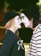Mimes at the Circus Engagement Shoot by Brosnan Photographic (23)