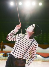 Mimes at the Circus Engagement Shoot by Brosnan Photographic (31)