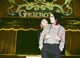 Mimes at the Circus Engagement Shoot by Brosnan Photographic (35)