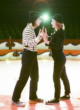 Mimes at the Circus Engagement Shoot by Brosnan Photographic (37)