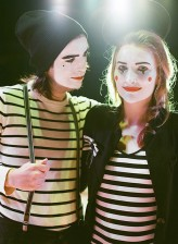 Mimes at the Circus Engagement Shoot by Brosnan Photographic (40)