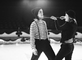 Mimes at the Circus Engagement Shoot by Brosnan Photographic (50)