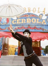 Mimes at the Circus Engagement Shoot by Brosnan Photographic (9)