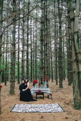 gothic winter engagement7
