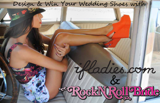 win wedding shoes IF