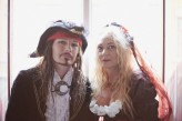 Pirate theme wedding by David Schreiner