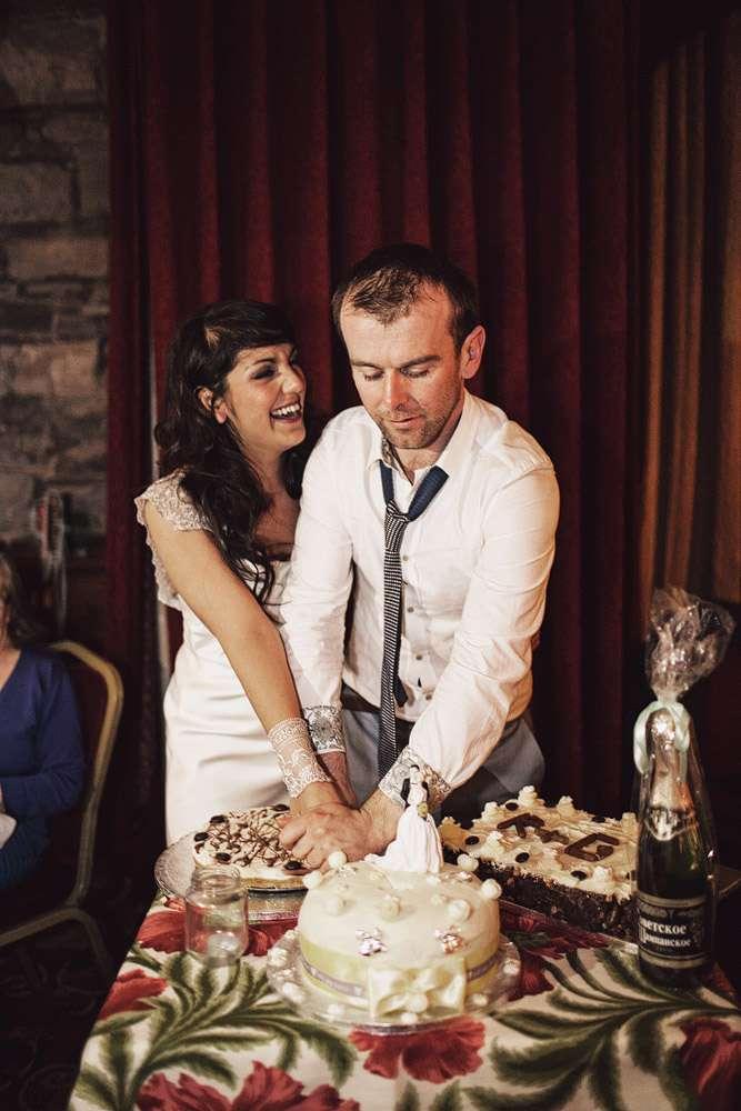 Budget Bohemian Wedding In Ireland Rebeka Amp Gerard 183 Rock