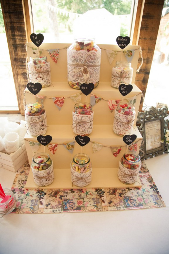 Quirky English Countryside Wedding Sarah Amp James Rock N Roll Bride