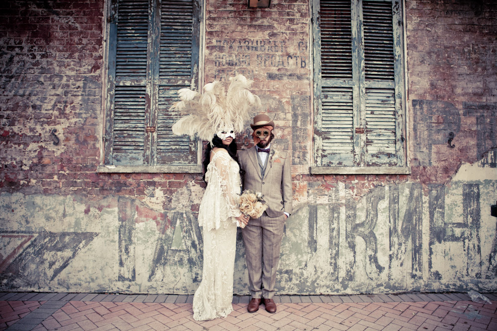New Orleans Masquerade Wedding-Select Studios 27