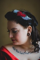 Vintage Vegan Tattoo Welsh Wedding – Toast of Leeds Wedding Photography-42