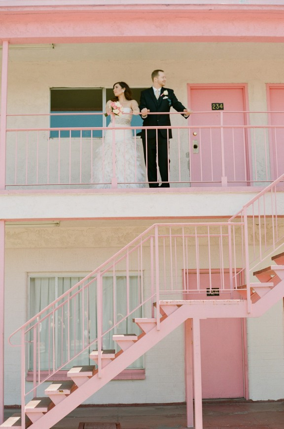 las vegas retro destination wedding gaby j photography 52