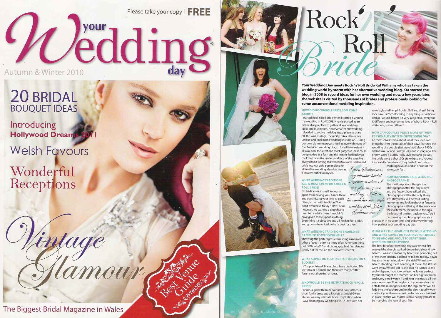 wedding ideas magazine uk about 183 rock n roll 28251