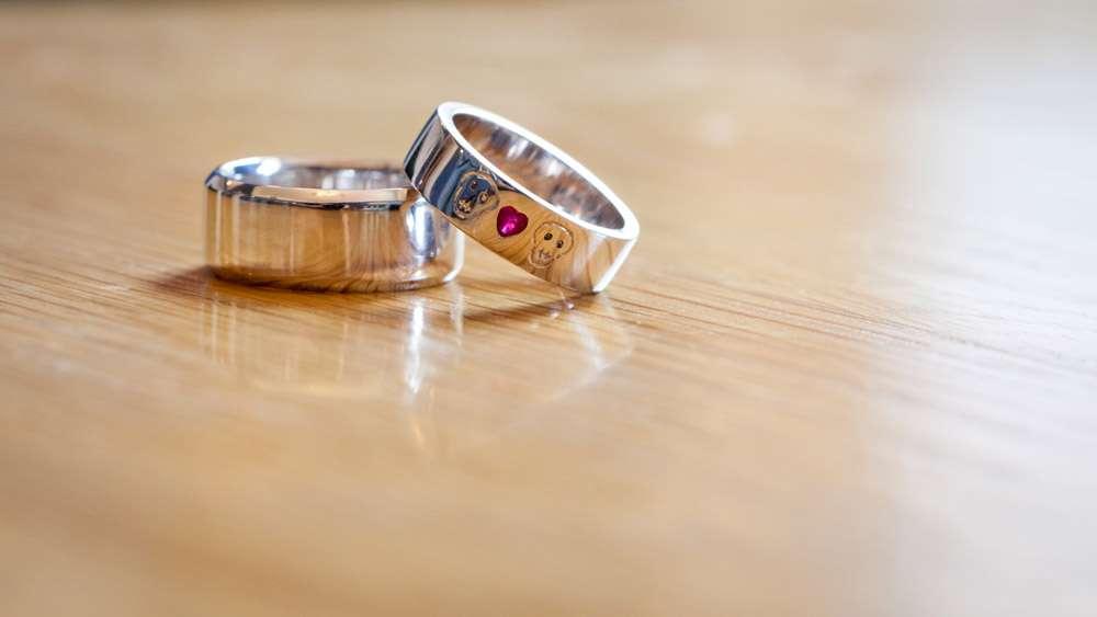 1950s Wedding Rings 72 Perfect s Kitsch Horror TimChurchill