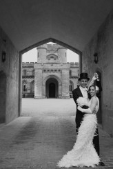 Eastnor Castle wedding 080
