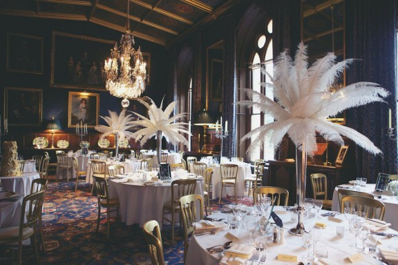 Eastnor Castle wedding 089
