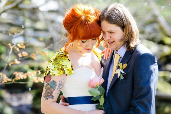 Waterfall Wedding Tux & Tales Photography Rock and Roll Bride_0885