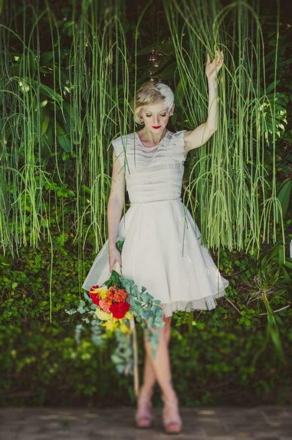Bridal shoot trash the dress rock n roll bride for Rock n roll wedding dress
