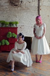Crown & Glory Rock n Roll Bride Collection 332