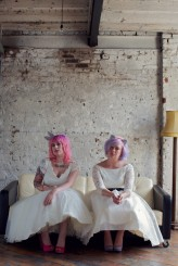 Crown & Glory Rock n Roll Bride Collection 397 (1)