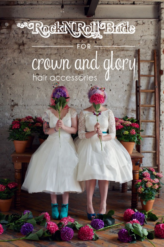 Crown & Glory Rock n Roll Bride Collection cover