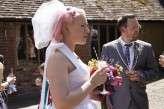 Colourful Handmade Barn Wedding Aimee Amp Alex 183 Rock N