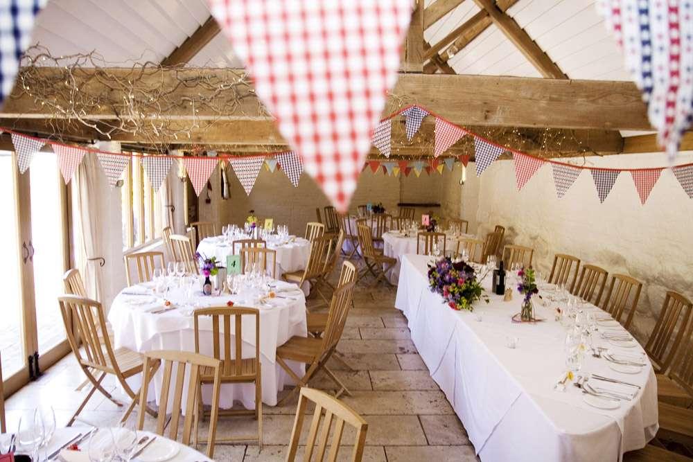 Colourful Handmade Barn Wedding Aimee Amp Alex Rock N Roll Bride