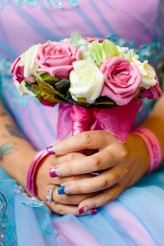 Rock and Roll Bride Candy Coloured tattooed rocker bride Tux and Tales Photography_3909