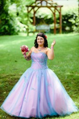 Rock and Roll Bride Candy Coloured tattooed rocker bride Tux and Tales Photography_4009