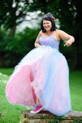Rock and Roll Bride Candy Coloured tattooed rocker bride Tux and Tales Photography_4021