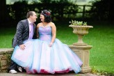 Rock and Roll Bride Candy Coloured tattooed rocker bride Tux and Tales Photography_4025