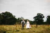 Abby & Liam Village Hall Colourful Wedding – Miki Photography-185