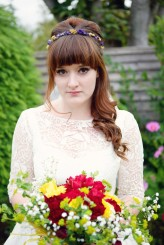 Lydia Stamps Photography Quirky DIY Yurt Wedding  196